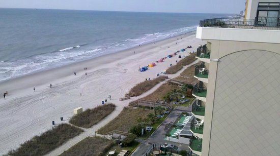 Breakers Resort North Tower: View from our room.