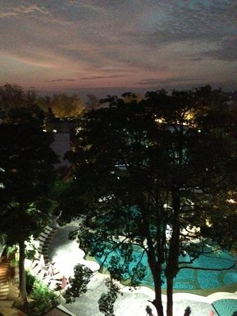 Andaman Embrace Resort & Spa: Amazing view from our room