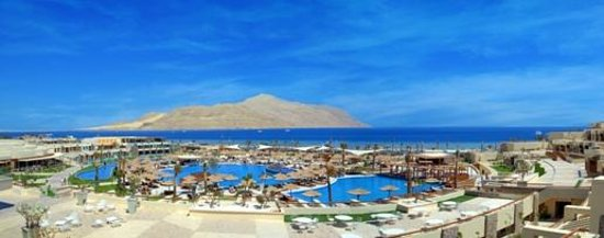 Sensatori Sharm El-Sheikh by Coral Sea: Hotel Overview
