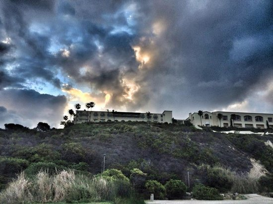 The Ritz-Carlton Laguna Niguel: Sunrise over Ritz