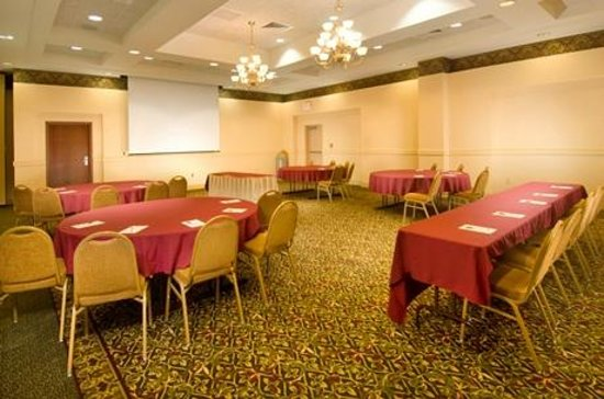 Drury Inn &amp; Suites Greenville: Meeting Room