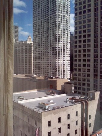 Palomar Chicago, a Kimpton Hotel: View from my room.