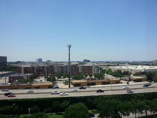 The Westin Galleria Dallas: view from room