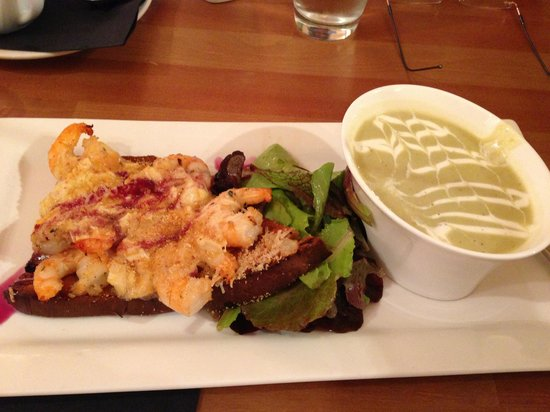 Salmon Arm, Canada: Lunch!