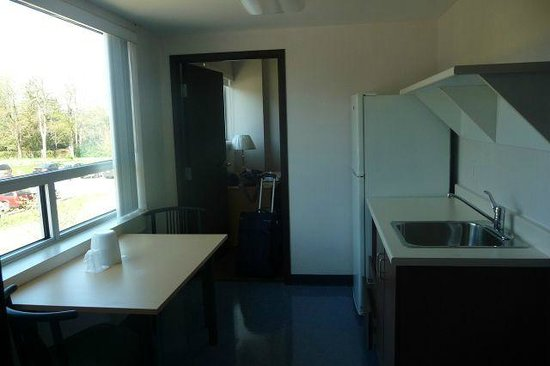 Residence & Conference Centre - Ottawa Downtown: kitchenette