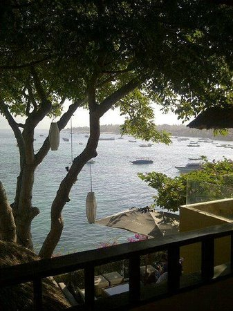 Batu Karang Lembongan Resort and Day Spa: view from breakfast time
