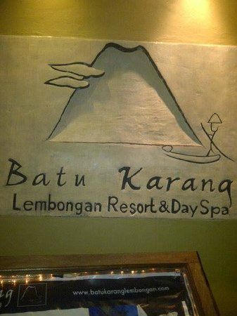 Batu Karang Lembongan Resort and Day Spa: amazing resort