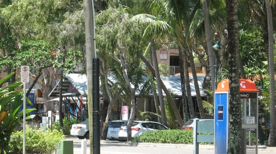 The Palm Cove Caravan Park