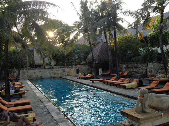 Novotel Bali Benoa: Pool