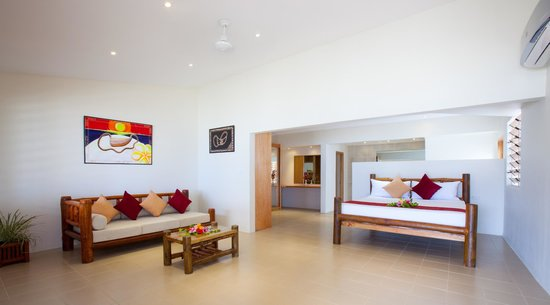 Tropica Island Resort: Beachfront Suite