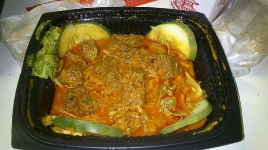 Ρόσγουελ, Τζόρτζια: Rendang Lembu (Dry Curry Beef Stew) ---- My Favorite