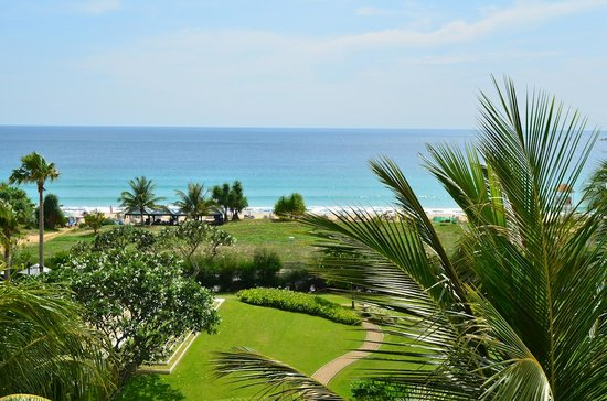 Hilton Phuket Arcadia Resort &amp; Spa: View from the suite