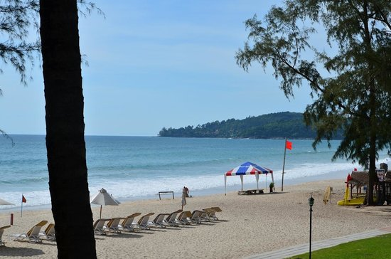 Dusit Thani Laguna Phuket: From the balcony