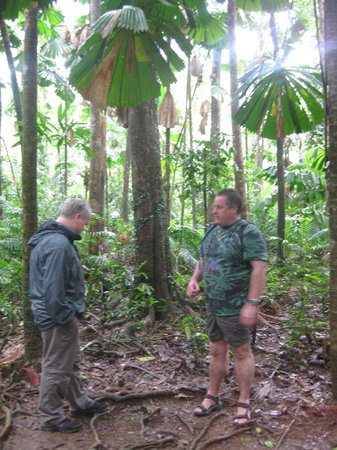 Daintree Region, Australia: Neil -  the knowledgable guide