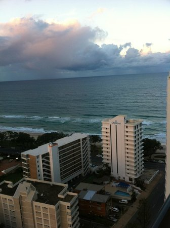 Outrigger Surfers Paradise: View from Room