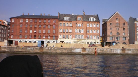 CopenHagen Strand: Hotel view from the water front