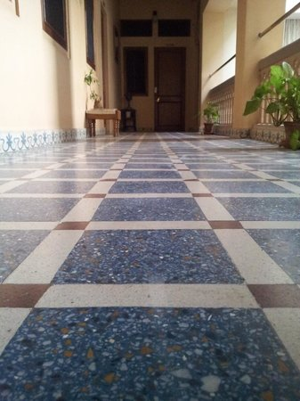 Arya Niwas: Terrazzo Floors