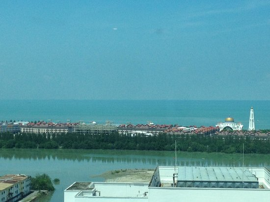 Hatten Hotel Melaka: View from the room