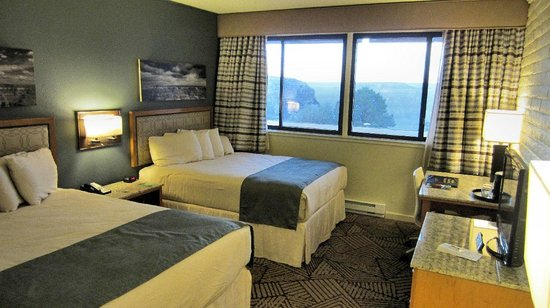 Thunderbird Lodge: Partial View Room