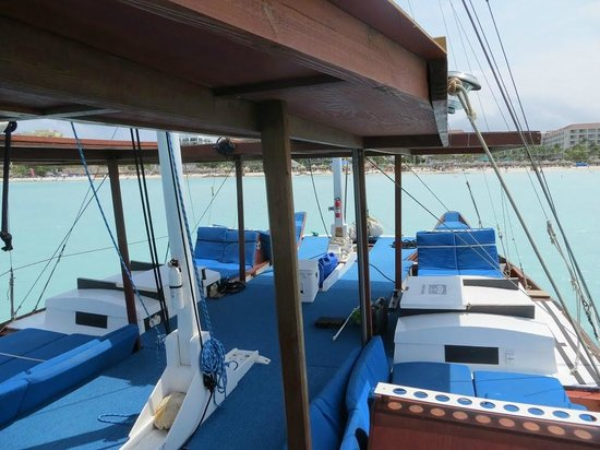 Photos of Blue Melody & Black Pearl Sailing, Palm - Eagle Beach