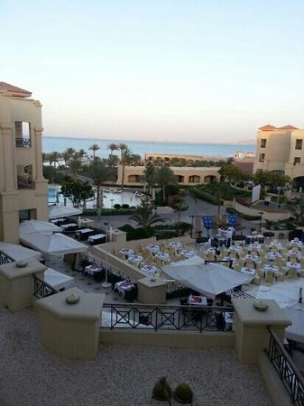 Cleopatra Luxury Resort: view from 1101
