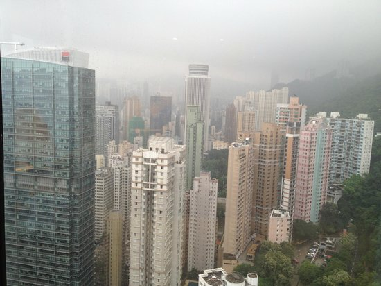 Conrad Hong Kong: View from Room