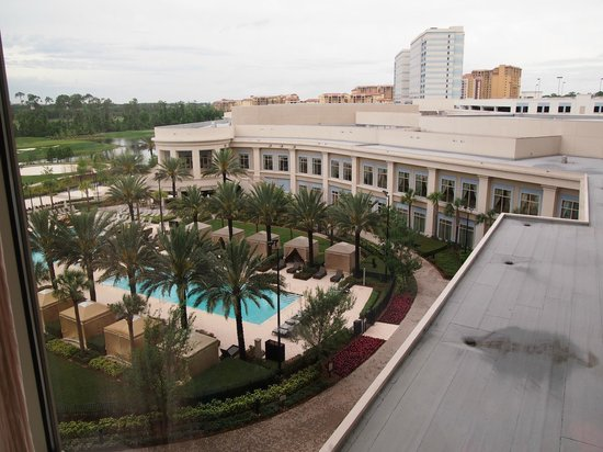 Waldorf Astoria Orlando: View from the room!