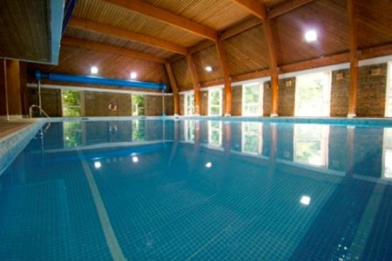 Holsworthy, UK: Indoor Pool