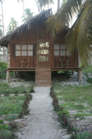 Cristal Resort Ltd: Our ECO Hut