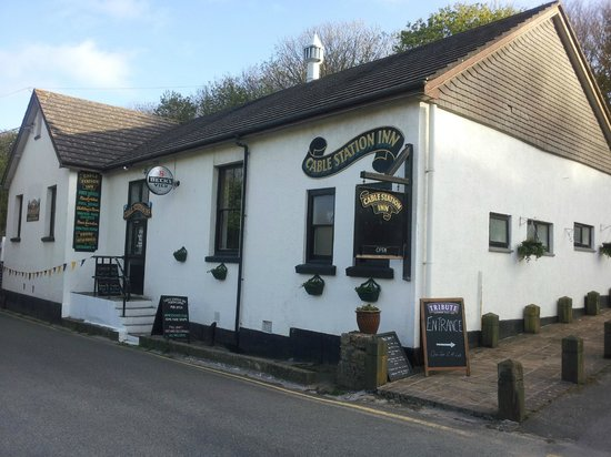 St Levan, UK: Cable Station Inn