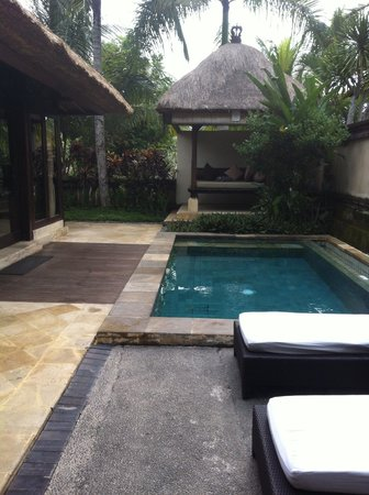 The Ubud Village Resort & Spa: Private pool