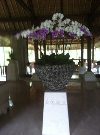 The Ubud Village Resort &amp; Spa: Foyer