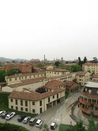 Aemilia Hotel: View from the sixth floor