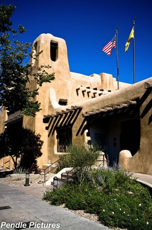 El Rey Inn: Santa Fe centre