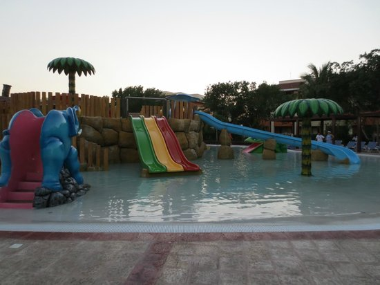 Grand Bahia Principe Coba: Kids pool