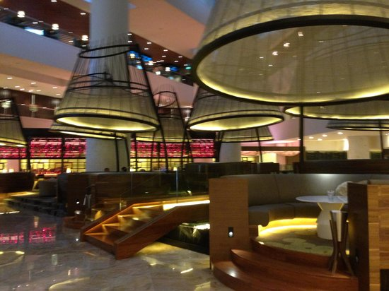 Pan Pacific Singapore: Hotel lobby