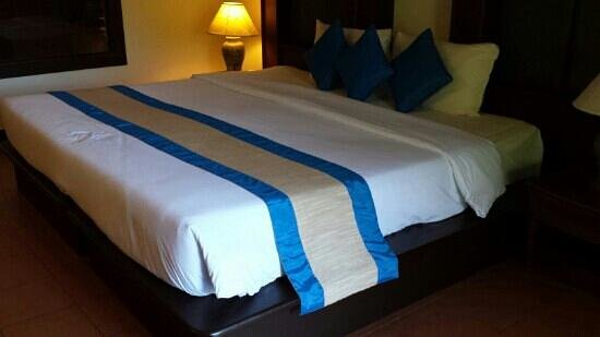 Tipa Resort: comfortable bed