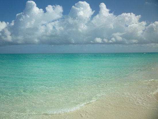 Gansevoort Turks + Caicos: Gorgeous beach