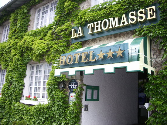 Logis La Thomasse