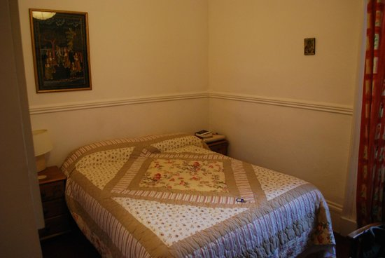 Emmaus House, Edinburgh SCIO: My room