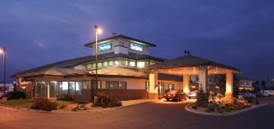 North Bay, Canad: Welcome to the Travelodge Airport