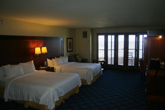 Courtyard by Marriott Kauai at Coconut Beach: Executive oceanfront room