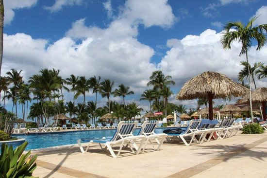 Grand Bahia Principe La Romana: Beautiful and clean pool