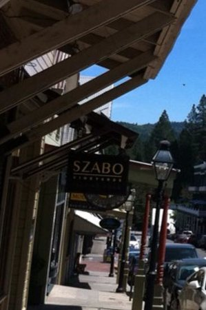 Nevada City, CA: welcome