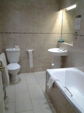 Redditch, UK: Bathroom