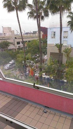 Ramada Plaza Hotel-West Hollywood: View