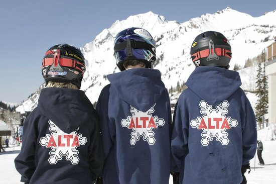 Alta, UT: Kid Friendly