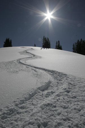 Alta, : Great skiing!