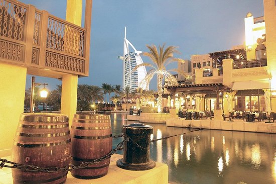 Jumeirah Emirates Towers Hotel: Madinat Jumeirah hotel