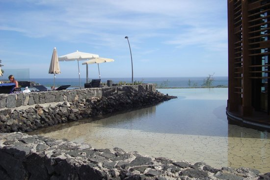 Sandos San Blas Nature Resort & Golf: Looking out to sea